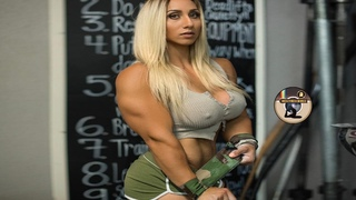 Extreme female bodybuilders - Amazing STRONG muscular Woman!
