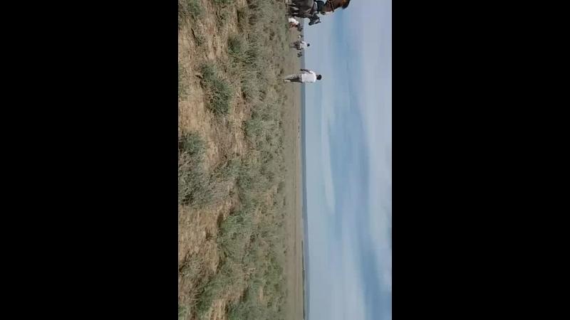 Қаражон ауылы Жауғашты мешіті ашылғанына орай үлкен байге