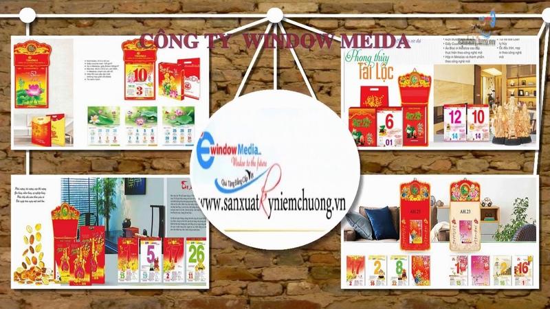 Địa điểm in lịch tết giá rẻ 2019 tại đà nẵng