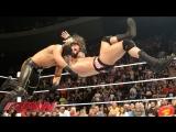 Randy Orton vs Seth Rollins (WWE RAW 11.05.15). Part 4