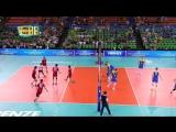14.09.2018. 1755 - Волейбол. Чемпионат мира. Мужчины. 3 тур. Группа