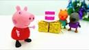 Giochi per bambini. Compleanno di Peppa Pig. Nuovi episodi