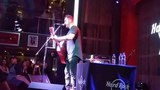 Adam Gontier - Lost in you. Live at Hard Rock Cafe