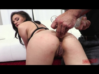 Analized - alex more [ anal, brunette facial, squirting, rough sex, hardcore, deep throat, face fucking ]