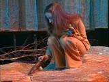 Анна Дубровская. Как рождается и умирает чувство к мужчине (спектакль Евгения Гришковца - Планета)