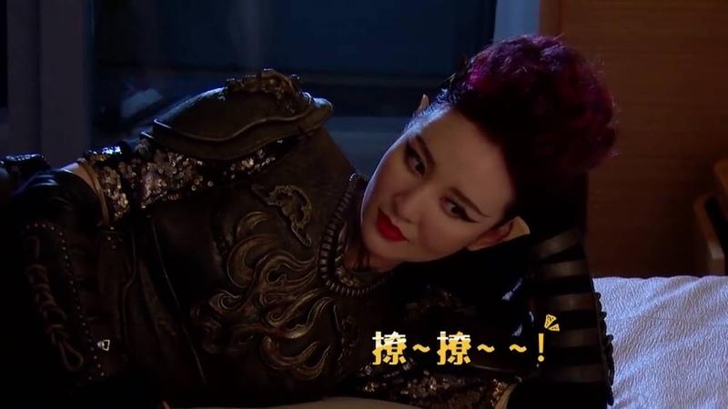 Yanda flirting with Ma Tian Yu (Ying Kong Shi)