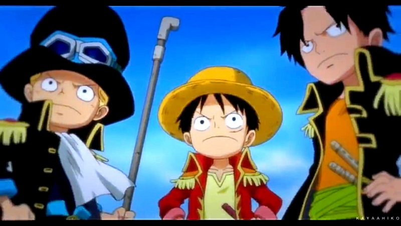 ★Ван Пис {клип}★One Piece {AMV}★ASL★