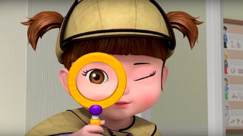 Собиратель улик - Консуни мультик (серия 30) - Мультфильмы для девочек - Kids Videos