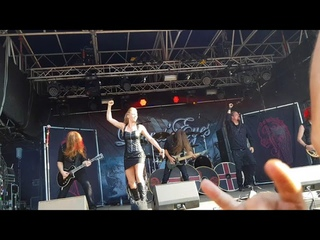 Leaves Eyes - Hell To The Heavens (Live HD) @ Wacken Open Air - 2018
