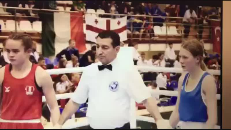 EUBC Junior European Boxing Championships ANAPA 2018, bronze medal