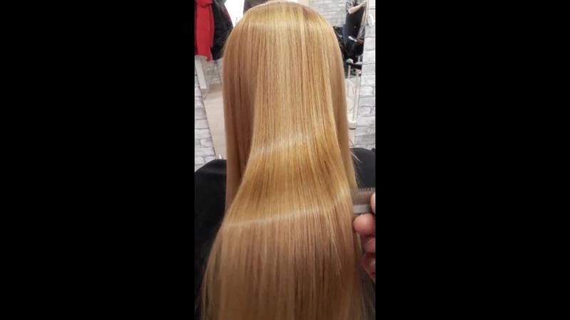 восстановление волос кератин плюс Адамантиум Топ ап Jean Paul Myne