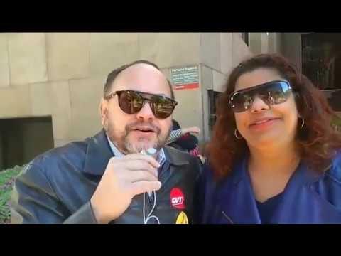 DIA DO BASTA Direto da Avenida Paulista em São Paulo LulaLivre