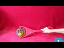 Детская каталка с мячом Ball