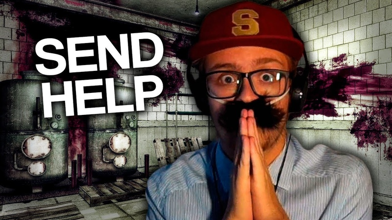 CAN YOU HELP ME ESCAPE THIS ALL? | Escape The Lab Horror Game