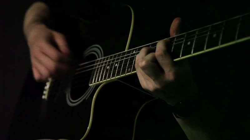 Alexander Gomzikov The Last Of Us Fingerstyle Guitar Main Theme Cover