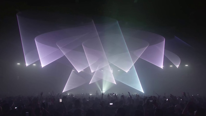 Gareth Emery ft. Emma Hewitt - ID @ Laserface Vancouver 2018