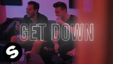 Quintino &amp Curbi - Get Down (Official Music Video)