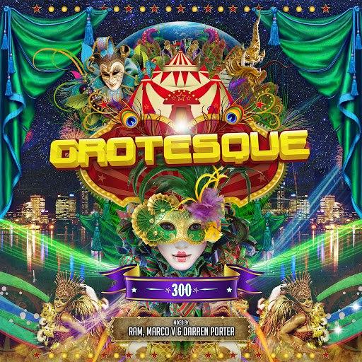 Marco V альбом Grotesque 300