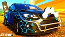THE CREW 2 GOLD EDiTiON TUNiNG FORD FOCUS RS PART 222 ...