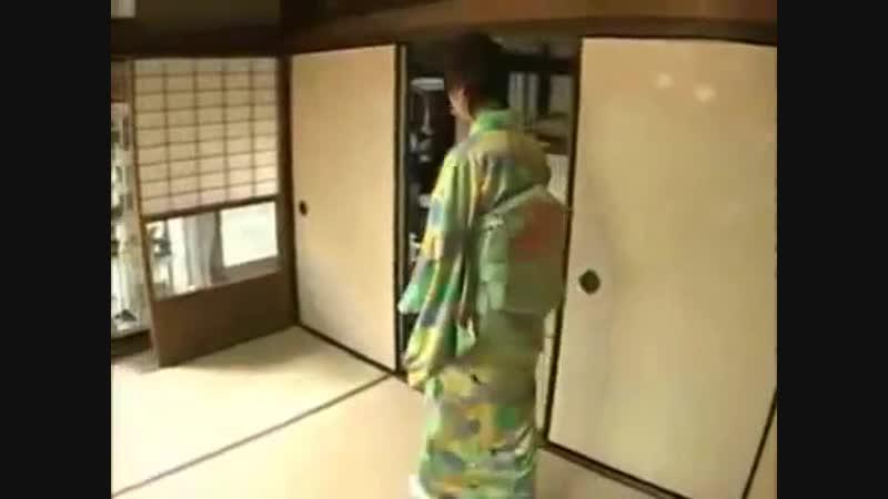 035 Японская чайная церемония