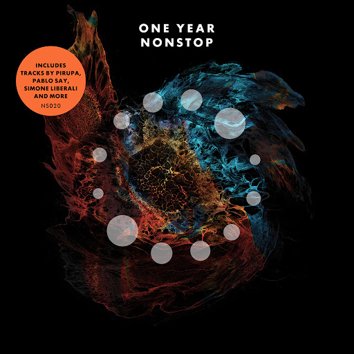 Pirupa альбом One Year Nonstop