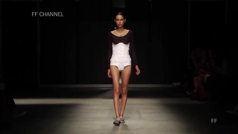 Chika Kisada _ Spring Summer 2019 Full Fashion Show _ Exclusive