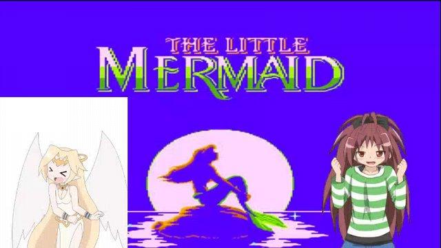 Disneys The Little Mermaid - поиграем
