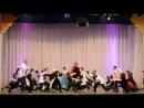 праздник танца - 9, 10, 11 классы, Школа №7,