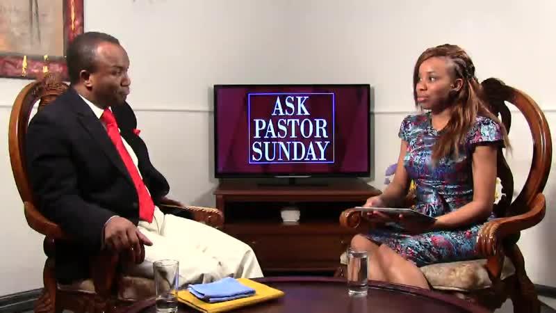 Ask Pastor Sunday Adelaja Episode 16