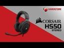 Headset CORSAIR HS50 Stereo PT-BR