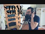 STONE SOUR - WICKED GAME (cover by Maxim Nikolashin)