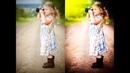 Photographer - Fotoğraf düzenleme - Çocuk fotoğrafları renklerle oynama