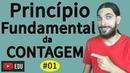 Princípio Fundamental da Contagem Análise Combinatória 01 Professor Rafa Jesus