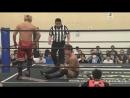 Kouki Iwasaki vs Ryota Nakatsu DDT DNA 45