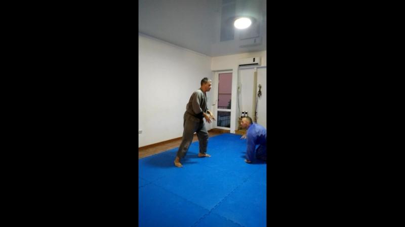 Митаке-рю дзю-дзюцу Ейск