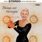 Peggy Lee альбом Things Are Swingin'