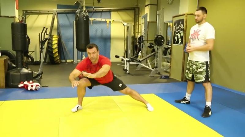 Как сесть на шпагат за 2 недели Секретная Методика чемпиона мира по Кикбоксингу mp4