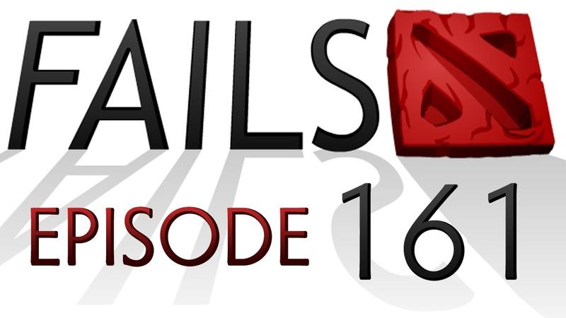 Dota 2 Fails of the Week - Ep. 161