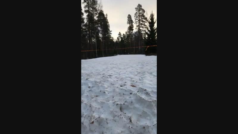 Иматра Финляндия 04-05.11.2018г
