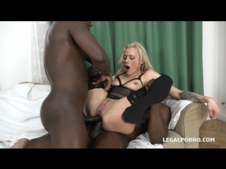 [legal ass] brittany bardot - the lady is back again with double anal
