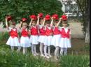 Танец с шляпками музыка из к/ф Мэри Поппинс-до свиданья!