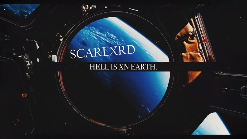 SCARLXRD-HELL IS XN EARTH ||「ПЕРЕВОД」「RUS SUB」