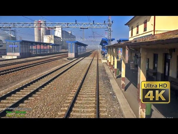4K CABVIEW Beograd - Ruma - Sr. Mitrovica speed and route info