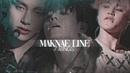 Maknae line ✗ 7 rings