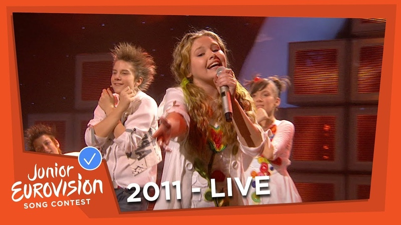 Paulina Skrabytė - Debesys (The clouds) - Lithuania - 2011 Junior Eurovision Song Contest