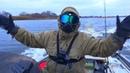 Клюнул судак мегалодон чуть не сломал спиннинг! Рыбалка в шторм или как мы поехали ловить карася