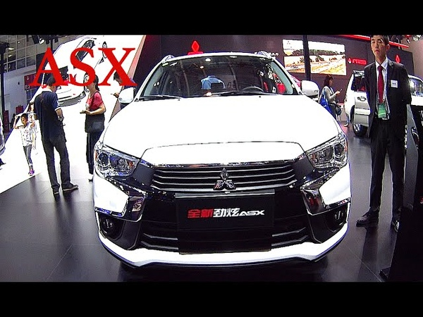 2016, 2017 Mitsubishi ASX SUV, 2.2-litre turbocharged diesel, which uses 5.8 litres/100km