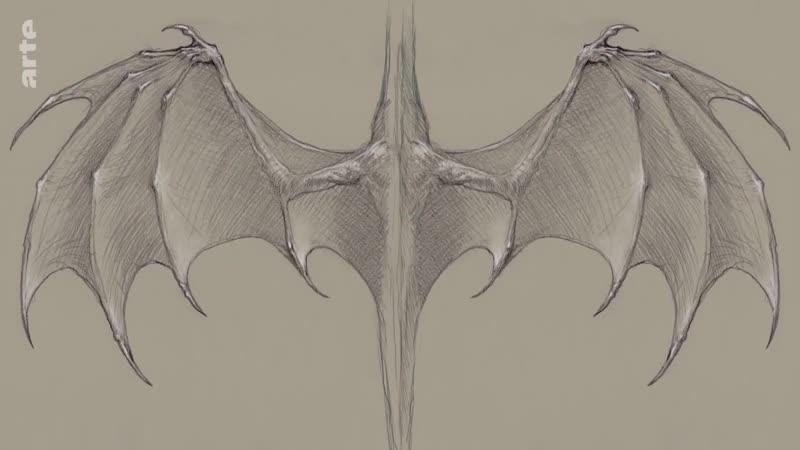 Dragons ! (14) - La genèse de Smaug ARTE
