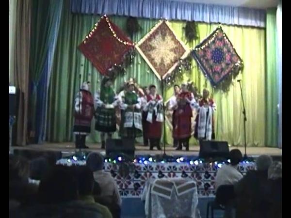 40 років Чорнухинському хоровому колективу.1частина.