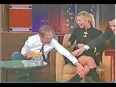 Andy Dick Inappropriately Touching Ivanka Trump